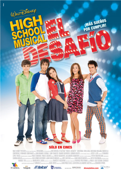 High School Musical   Autour du monde 2 : Mexique streaming