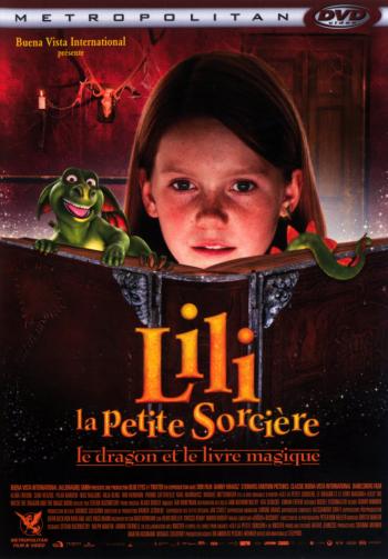 Výsledek obrázku pro lili la petite sorcière, le dragon et le livre magique