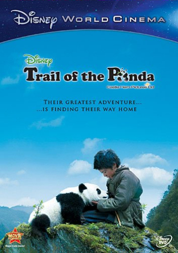 Jaquette Trail of the Panda