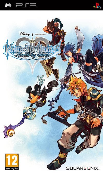 Kingdom Hearts Birth By Sleep