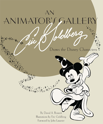 An Animator's Gallery - Eric Goldberg Draws the Disney Characters