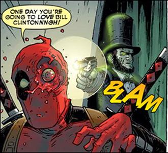 Deadpool : Deadpool Président ! - Critique du Comics Marvel