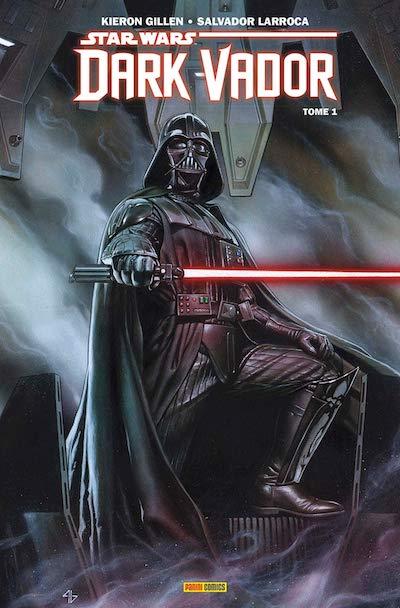 Dark Vador 1 Vador Critique Du Comics Star Wars