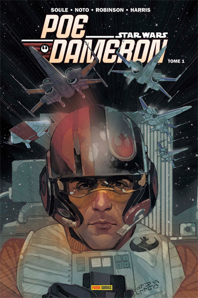 Poe Dameron - 1 : L'Escadron Black