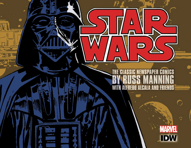 Star Wars : Les Strips Quotidiens - Tome 1