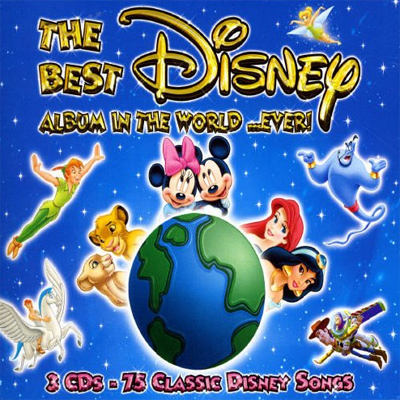 The Best Disney Album in the World ...Ever !