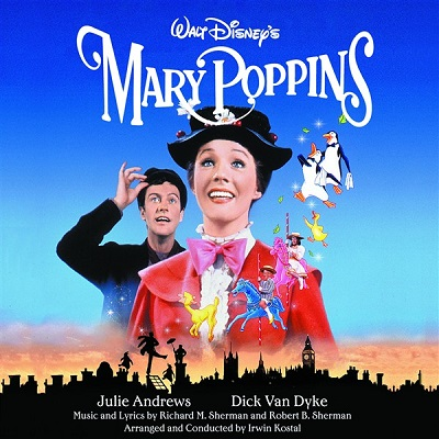 Mary Poppins - La Bande Originale du Film