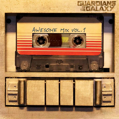 Guardians of the Galaxy : Awesome Mix Vol.1