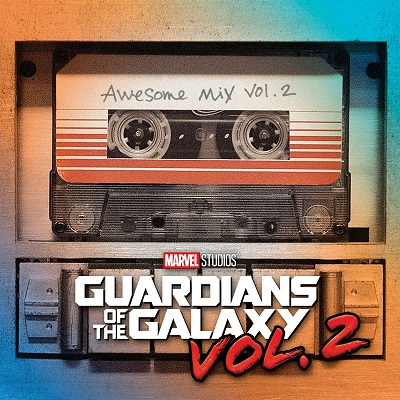 Guardians of the Galaxy : Awesome Mix Vol.2 - La Bande Originale du Film