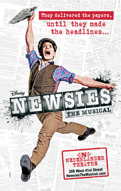 Newsies - Le Musical