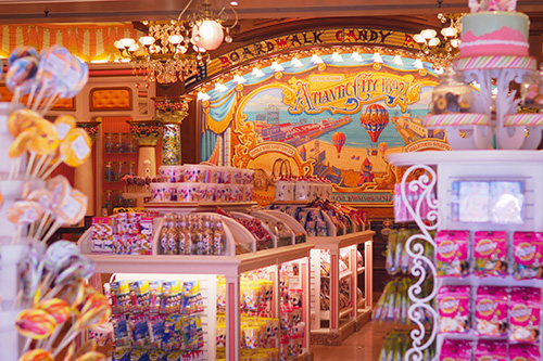 Boardwalk Candy Palace