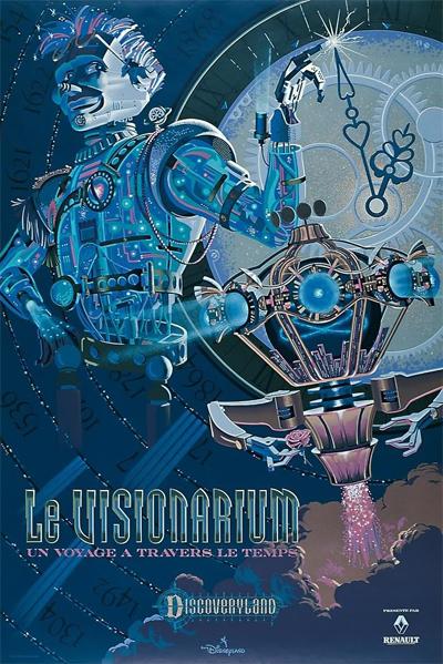Le Visionarium - Un Voyage à Travers le Temps - Disneyland Paris