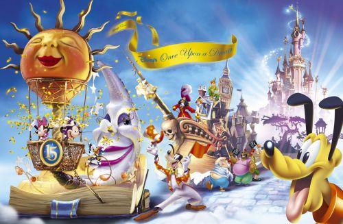 Des Paris La Rêves Disney Disneyland Parade 76bfgyY