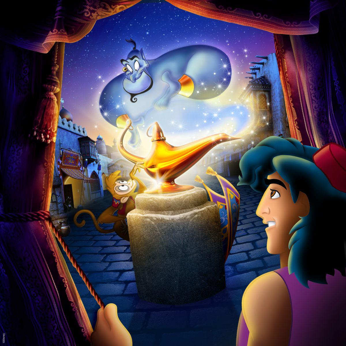 Aladdin a fait lobjet de deux suites : Le Retour de Jafar (1994) et Aladdin et le Roi des voleurs (1996).