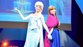 Chantons la reine des neiges discoveryland disneyland - La reine des neige en anglais ...