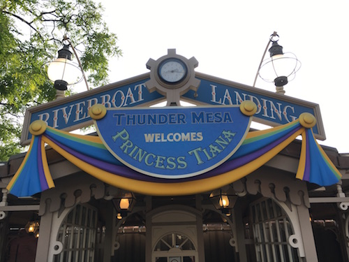 Thunder Mesa Welcomes Princess Tiana