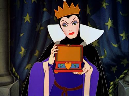 La Reine Grimhilde Chronique Disney Portrait Personnage