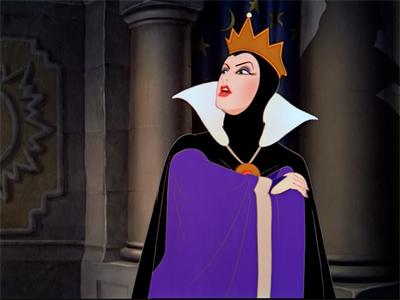 La reine grimhilde chronique disney portrait - Blanche neige mechante reine ...