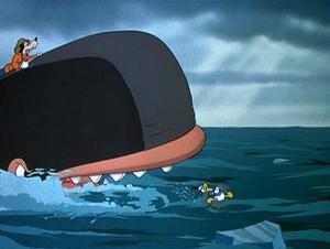 Monstro chronique disney portrait personnage m chant - Baleine pinocchio ...