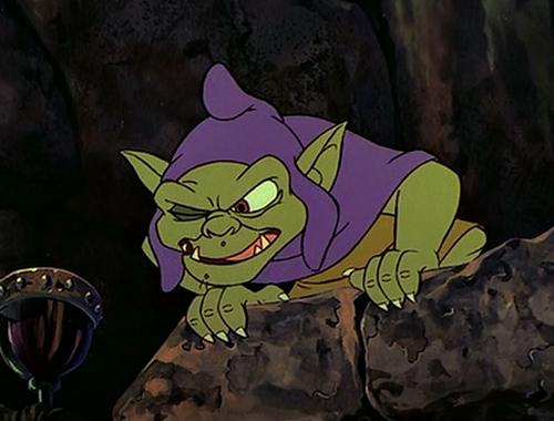 Crapaud - Chronique Disney - Portrait Personnage Méchant