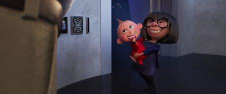Disney Pixar Indestructibles 2 Interactif Edna Avec Voix Reconnaissance