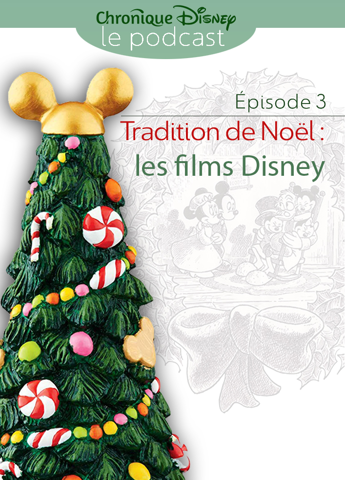 Tradition de Noël : Les Films Disney