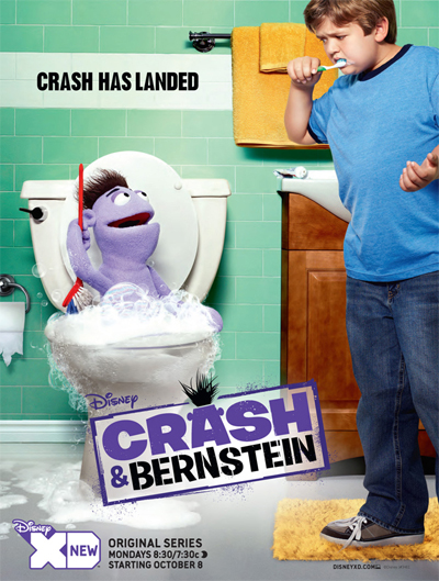 Crash & Bernstein - Saison 1