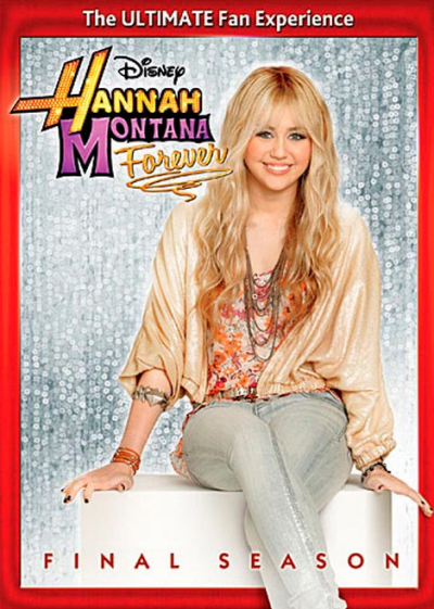 Jaquette Hannah Montana Forever