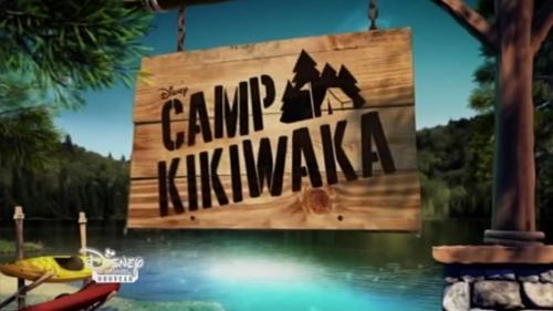 Camp Kikiwaka Stream