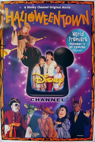 Les Sorcières Dhalloween Critique Disney Channel Original Movie