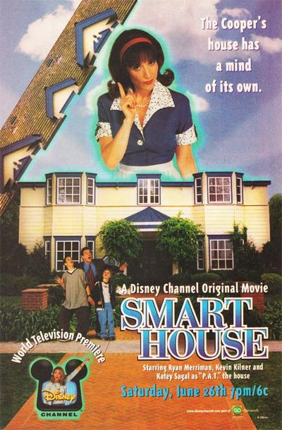 La maison du futur affiche
