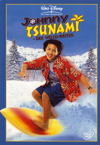 Jaquette Johnny Tsunami
