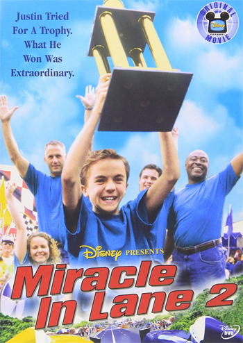 Miracle In Lane 2 Critique Disney Channel Original Movie