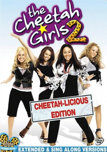 Jaquette Les Cheetah Girls 2