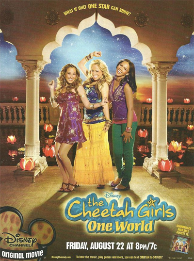 Cheetah Girls : Un Monde Unique