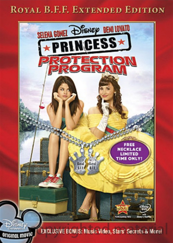 Jaquette Princess Protection Program : Mission Rosalinda