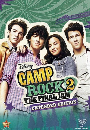 Jaquette Camp Rock 2 : Le Face à Face