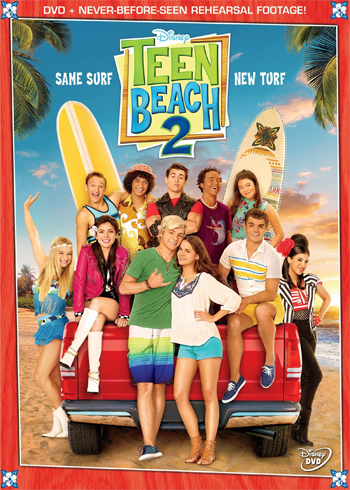 Jaquette Teen Beach 2
