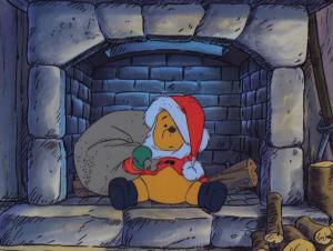 Winnie l 39 ourson no l l 39 unisson t l film disney - Winnie l ourson noel ...