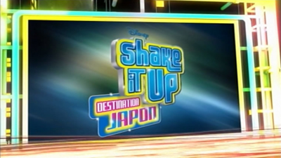 Shake It Up : Destination Japon