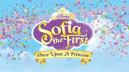 Princesse Sofia Il Etait Une Fois Une Princesse Telefilm Disney