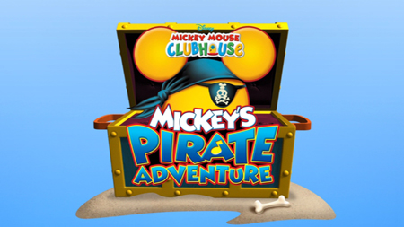 La Maison de Mickey : Capitaine Mickey et les Pirates