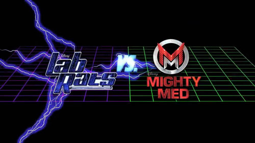 Les Bio-Teens Vs. Mighty Med