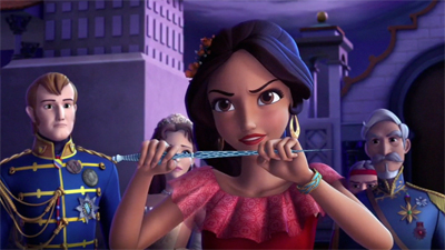 Elena Et Le Secret D Avalor Critique Téléfilm Disney