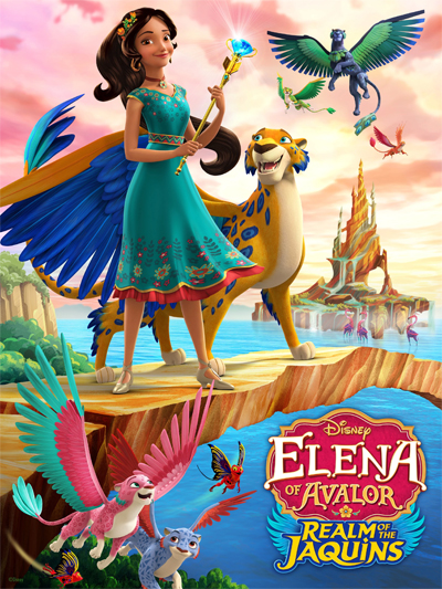 Elena d'Avalor : Le Royaume des Jagons