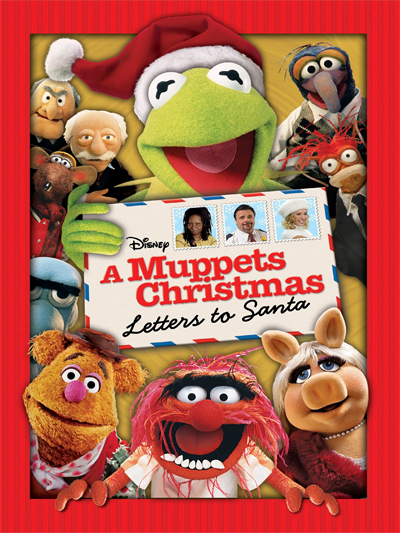 A Muppets Christmas : Letters to Santa