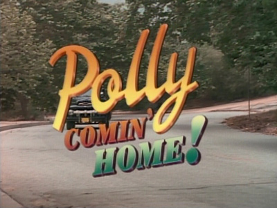 Jaquette Polly Comin' Home !