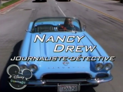 Nancy Drew, Journaliste-Détective