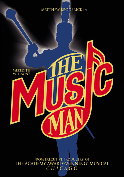 Jaquette The Music Man