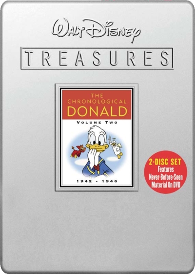 Walt Disney Treasures - Donald : De A à Z - Volume 2